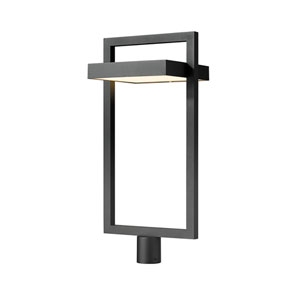 Luttrel Black 31-Inch One-Light LED Outdoor Post Mount