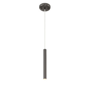 Forest Pearl Black LED One-Light Mini Pendant