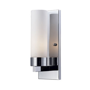 Ibis Chrome One-Light Bath Fixture