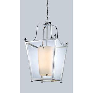 Ashbury Chrome Eight-Light Pendant