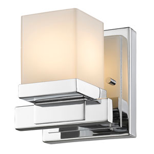 Cadiz Chrome LED Wall Sconce