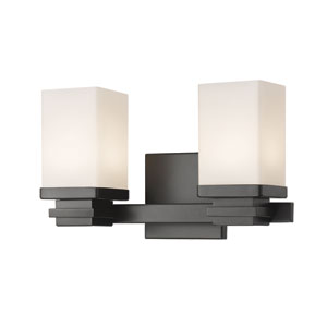 Avige Bronze Two-Light LED Vanity