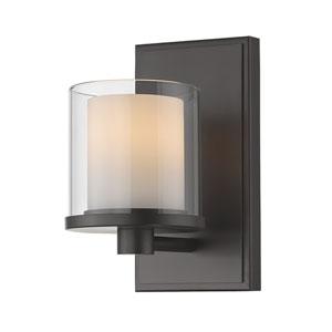 Schema Bronze LED Vanity