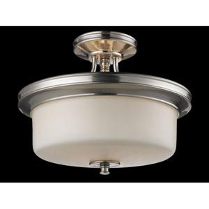 Cannondale Three-Light Semi-Flush Mount