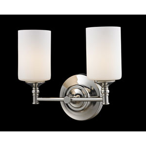 Cannondale Two-Light Bathroom Fixture