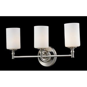 Cannondale Three-Light Bathroom Fixture