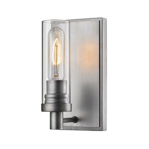 Persis Old Silver One-Light Wall Sconce