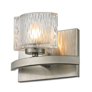 Rai Brushed Nickel LED Bath Vanity