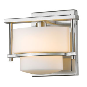 Porter Brushed Nickel LED Wall Sconce