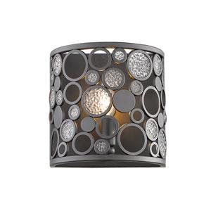Ariell Bronze One-Light Wall Sconce