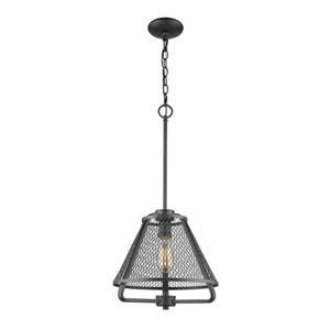 Iuka Bronze One-Light  Pendant