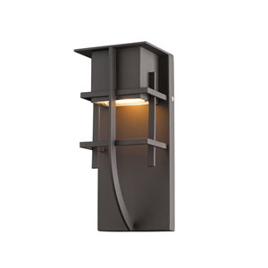 Stillwater Deep Bronze 5-Inch One-Light LED Outdoor Wall Light