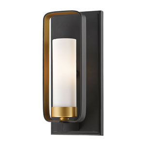 Aideen Bronze Gold One-Light Wall Sconce