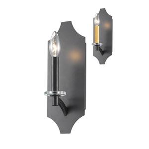 Zander Bronze One-Light Wall Sconce