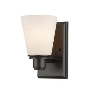 Kayla Bronze One-Light Wall Sconce