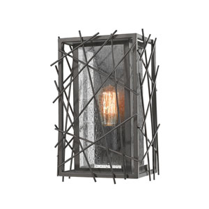 Stanwood Bronze One-Light Wall Sconce