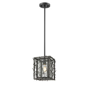 Stanwood Bronze One-Light Mini Pendant
