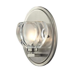Panache Chrome Two-Light LED Bath Vanity