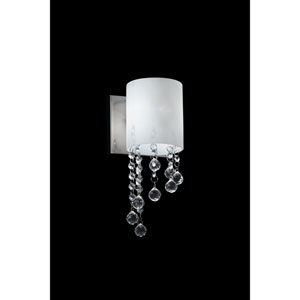 Jewel Chrome LED Wall Sconce
