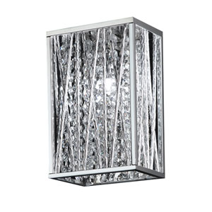 Terra Chrome LED Wall Sconce