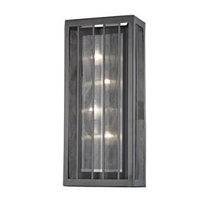 Meridional Bronze Four-Light Wall Sconce