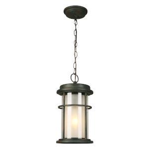 Helendale Zinc One-Light Outdoor Pendant