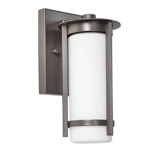 Truxton Graphite One-Light Outdoor Wall Mount