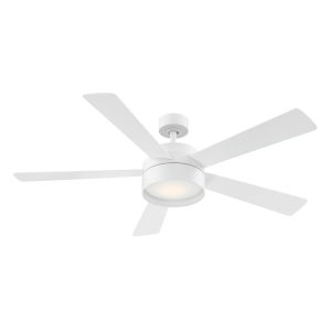 Whitehaven White 52-Inch Ceiling Fan