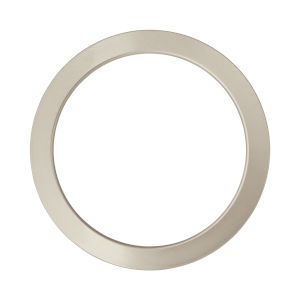 Trago 9 Brushed Nickel Round Magnetic Trim