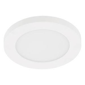 Trago White 5-Inch LED Flush Mount