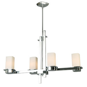 Vlacker Silver Four-Light Pendant