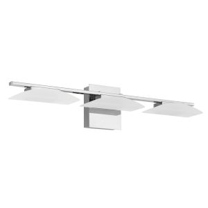 Metrass 3 Chrome Three-Light LED Bath Vanity