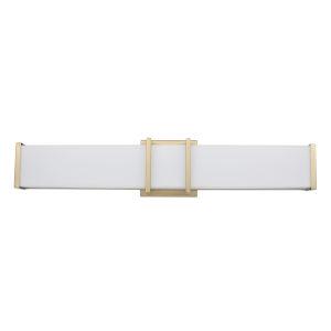 Tomero Gold 24-Inch LED Bath Vanity