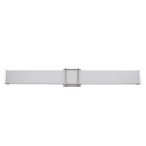 Tomero Chrome 35-Inch LED Bath Vanity
