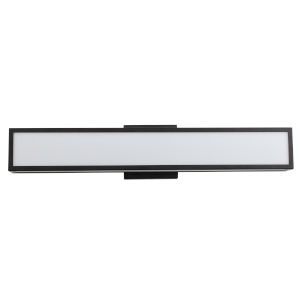 Maska Black 23-Inch LED Bath Vanity
