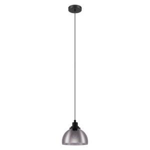 Beleser Black One-Light Pendant