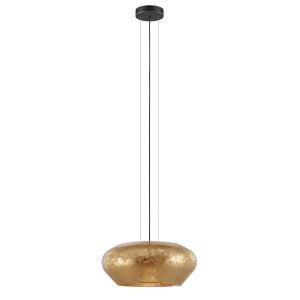 Priorat Gold Three-Light Pendant