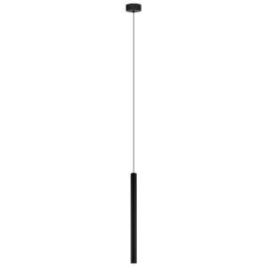 Tortoreto Black 24-Inch LED Pendant