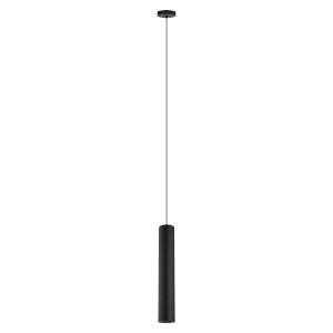 Tortoreto Black 24-Inch One-Light Pendant