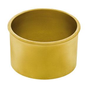 Tortoreto Gold 2-Inch Recessed Trim