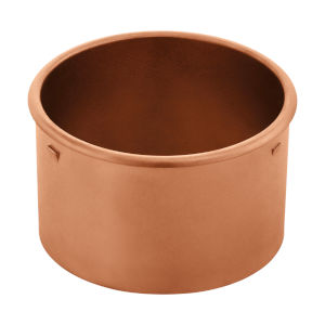 Tortoreto Copper 2-Inch Recessed Trim