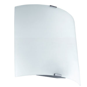 Grafik Silver LED Wall Sconce
