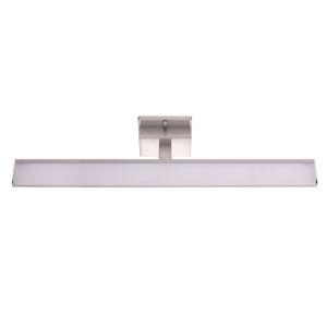 Tabiano Matte Nickel LED Vanity
