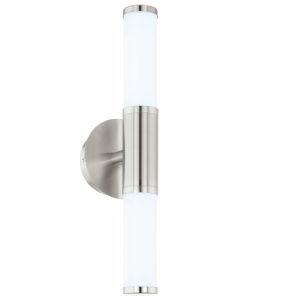 Palmera 1 Silver Two-Light LED Bath Vanity