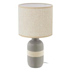 Sorita 1 Gray One-Light Table Lamp