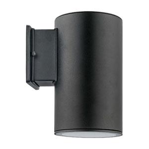 Ascoli Black LED Wall Sconce