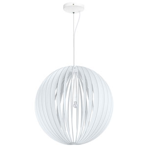 Cossano White 39-Inch One-Light Pendant