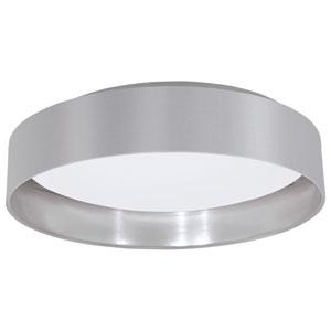 Maserlo LED Gray One-Light Flushmount
