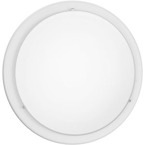 Planet White Ceiling Light