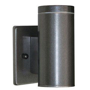 Riga Anthracite One-Light Outdoor Wall Light